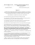 Thông tư 08/2013/TT-BGTVT sửa đổi QCVN 17:2011/BGTVT