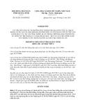 Nghị quyết 84/2013/NQ-HĐND