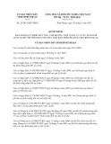 Quyết định 24/2013/QĐ-UBND quy định phí bảo vệ môi trường