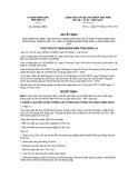 Quyết định 926/QĐ-UBND năm 2013 Quy định tạm thời về Chính sách Bảo vệ và phát triển rừng dọc tuyến giao thông quốc lộ, tỉnh lộ trên địa bàn tỉnh Sơn La giai đoạn 2012 - 2015