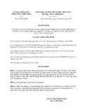 Quyết định 869/QĐ-UBND năm 2013