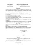 Quyết định 22/2013/QĐ-UBND năm 2013