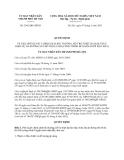 Quyết định 2941/QĐ-UBND năm 2013