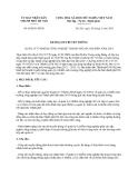 Kế hoạch 86/KH-UBND về truyền thông quản lý ô nhiễm công nghiệp thành phố Hà Nội đến năm 2015