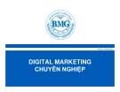 Bài giảng Digital Marketing chuyên nghiệp - Vũ Hoàng Tâm