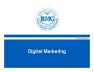 Bài giảng Digital Marketing - Nguyễn Thế Đông