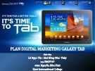 Đề tài: Digital Marketing Samsung Galaxy Tab