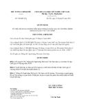 Quyết định 766/QĐ-TTg