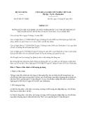 Thông tư hướng dẫn việc xác định các đối tượng được vay vốn hỗ trợ nhà ở theo nghị quyết số 02/nq-cp ngày 07/01/2013 của chính phủ