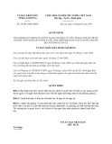 Quyết định 24/2013/QĐ-UBND