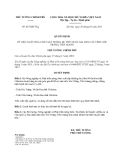 Quyết định 827/QĐ-TTg năm 2013