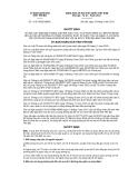 Quyết định 11/2013/QĐ-UBND về đối tượng chịu phí
