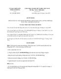 Quyết định 1024/QĐ-UBND năm 2013 phê duyệt dự toán kinh phí phòng, chống dịch cúm A (H7N9) trên địa bàn tỉnh Lâm Đồng