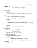 Bài 2: Thông tin và dữ liệu - Giáo án Tin học 10 - GV.Tr.T.Kiệt