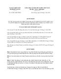 Quyết định 14/2013/QĐ-UBND Quy định thi hành các Quyết định giải quyết khiếu nại