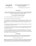 Quyết định 1666/2013/QĐ-UBND