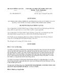 Quyết định 1388/QĐ-BGTVT năm 2013