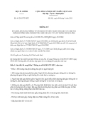 Thông tư 61/2013/TT-BTC