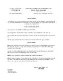 Quyết định 15/2013/QĐ-UBND quy định giá tính lệ phí trước bạ