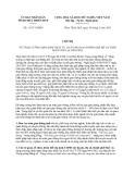 Chỉ thị 11/CT-UBND năm 2013