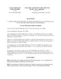 Quyết định 18/2013/QĐ-UBND
