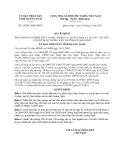 Quyết định 24/2013/QĐ-UBND quy định chức năng, nhiệm vụ, quyền hạn và cơ cấu tổ chức của Sở Giao thông vận tải tỉnh Quảng Ngãi