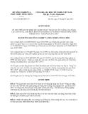 Quyết định 1188/QĐ-BNN-TT năm 2013