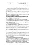 Thông tư 10/2013/TT-BGTVT hướng dẫn Nghị định 21/2012/NĐ-CP về quản lý cảng biển và luồng hàng hải do Bộ Giao thông vận tải ban hành