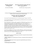 Nghị quyết 301/2013/NQ-HĐND
