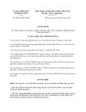 Quyết định 08/2013/QĐ-UBND phân cấp quản lý bến, phương tiện thuỷ nội địa trên địa bàn tỉnh Đắk Nông