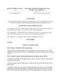 Quyết định 1160/QĐ-BGTVT năm 2013 quy định chức năng, nhiệm vụ, quyền hạn và cơ cấu tổ chức của các tổ chức tham mưu giúp việc Bộ trưởng do Bộ Giao thông vận tải ban hành