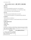 Giáo án Địa lý 8 bài 14: Đông Nam Á - đất liền và hải đảo