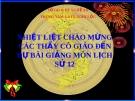 Bài giảng Lịch sử 12 bài 17: Nước Việt Nam Dân Chủ Cộng hòa từ sau ngày 2-9-1945 đến ngày 19-12-1946
