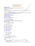 Hóa học 9: Các loại hợp chất vô cơ
