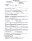 Đề thi thử Đại học lần 7 môn Hóa năm 2013 - Trường THPT chuyên ĐHSP Hà Nội (Mã đề 271)