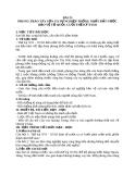 Giáo án Lịch sử 10 bài 23: Phong trào Tây Sơn và sự nghiệp thống nhất đất nước bảo vệ Tổ quốc bảo vệ Tổ quốc