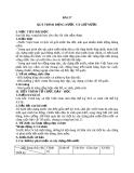 Giáo án Lịch sử 10 bài 27: Quá trình dựng nước và giữ nước