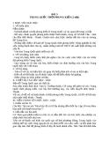 Giáo án Lịch sử 10 bài 5: Trung Quốc thời phong kiến