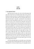 Luận văn: Nghiên cứu phát triển chăn nuôi gà đồi của hộ nông dân huyện Yên Thế, tỉnh Bắc Giang