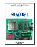 Giáo trình vi xử lý 1 8051 - Nguyễn Đình Phú
