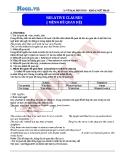 Chuyên đề ôn thi Đại học môn Anh: Relative Clauses (Mệnh đề quan hệ) - Cô Vũ Thu Phương