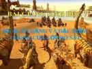 Bài giảng Sinh học 7 bài 40: Đa dạng và đặc điểm chung của lớp bò sát