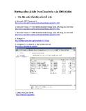 Hướng dẫn cài đặt OwnCloud trên win 2008 (64 bit)