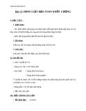 Giáo án bài Định luật bảo toàn khối lượng - Hóa 8 - GV.N Nam