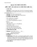 Giáo án bài Bài thực hành 4 Điều chế - Thu khí oxi - Hóa 8 - GV.N Nam