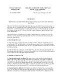 Kế hoạch số 2435/KH-UBND