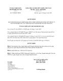 Quyết định 3430/QĐ-UBND