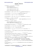 Các chuyên đề Toán luyện thi đại học - Văn Phú Quốc
