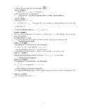 100 đề thi tốt nghiệp môn Toán trung học phổ thông