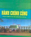 Giáo trình Hành chính công - TS Nguyễn Ngọc Tiến